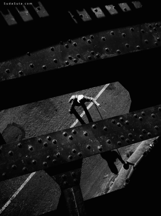 Jack Davison 黑白摄影欣赏