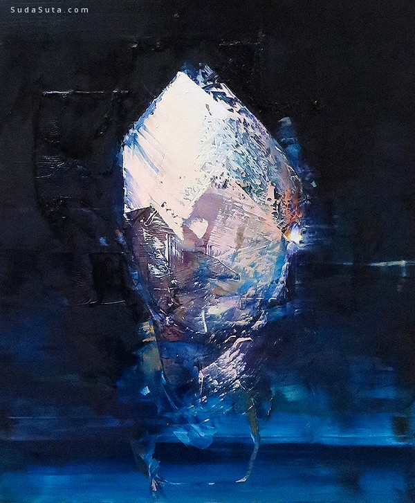 Jane Lafarge Hamill 抽象艺术欣赏