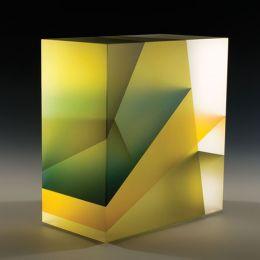 Jiyong Lee 温柔的玻璃雕塑设计欣赏
