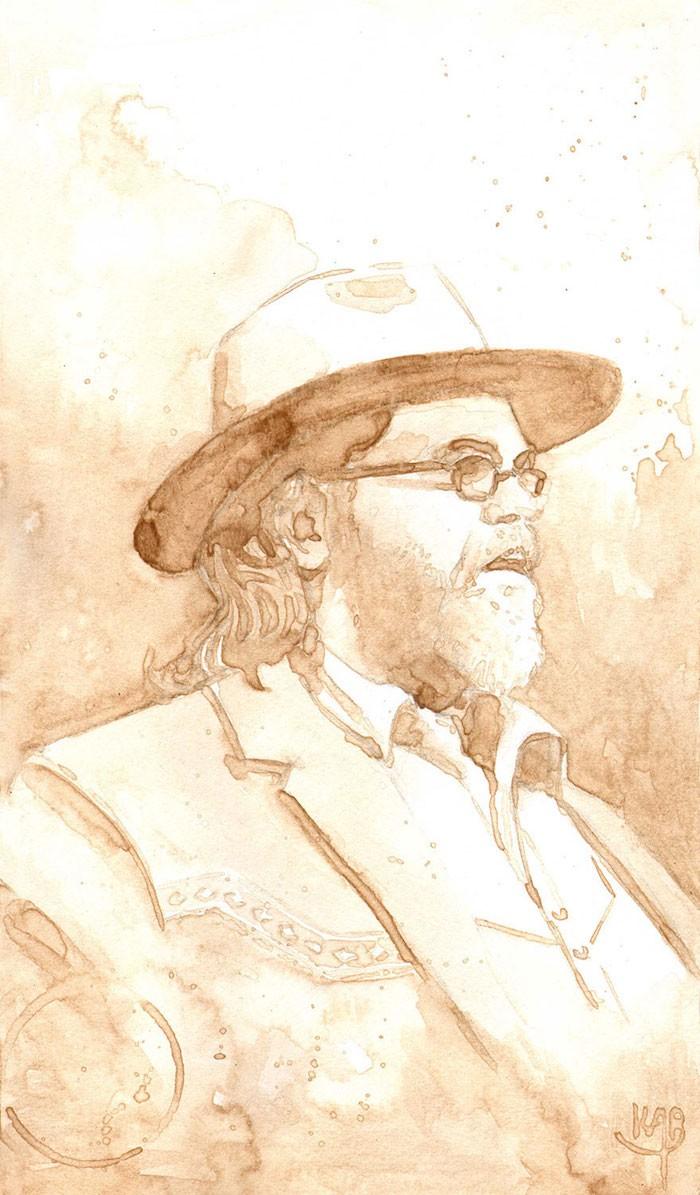 Kyle Bice 啤酒与艺术 创意插画欣赏