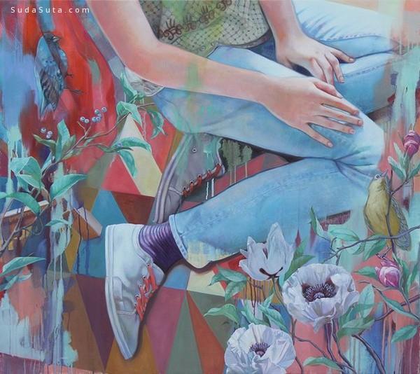 Lioba Brückner 手绘艺术欣赏