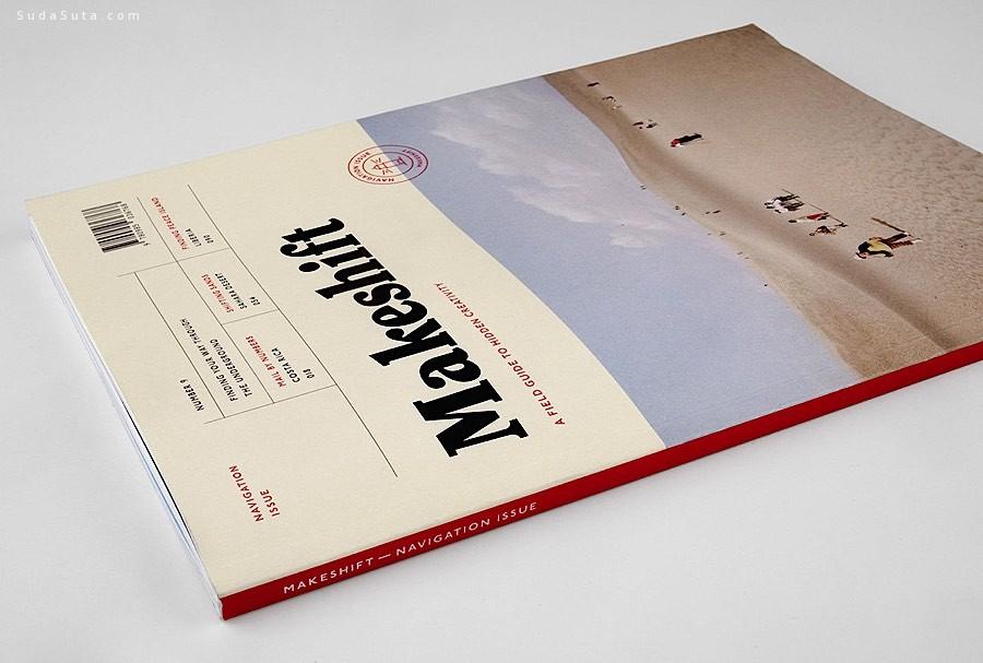 Makeshift Magazine 杂志设计欣赏