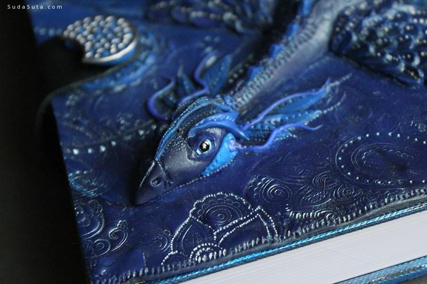 Mandarin Duck 童话般的书籍设计欣赏