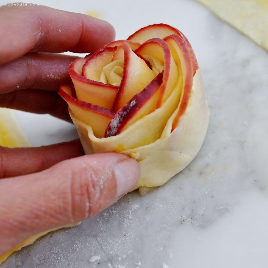 Manuela 苹果玫瑰花