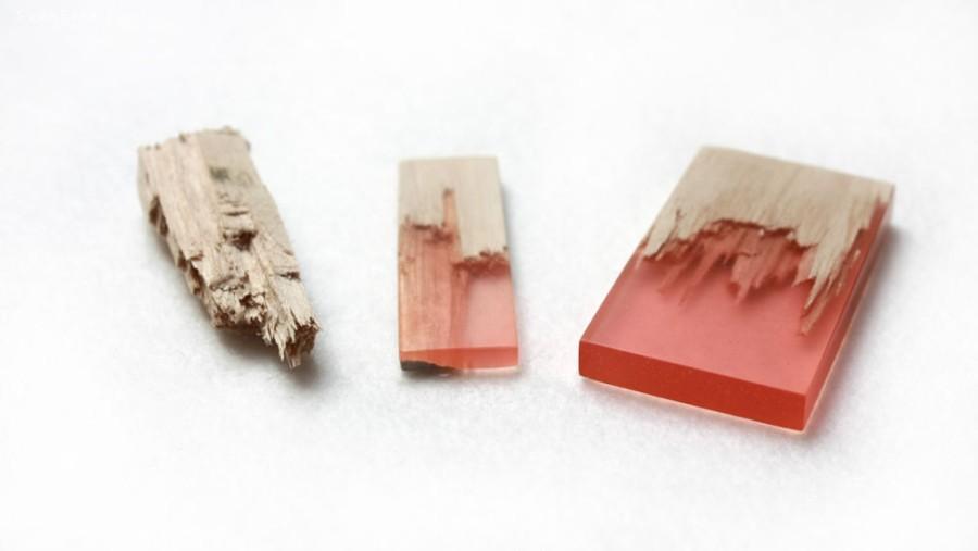 Marcel Dunger  细腻可爱的手工木头饰品设计