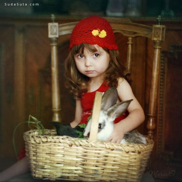 Maria Gvedashvili 儿童摄影欣赏