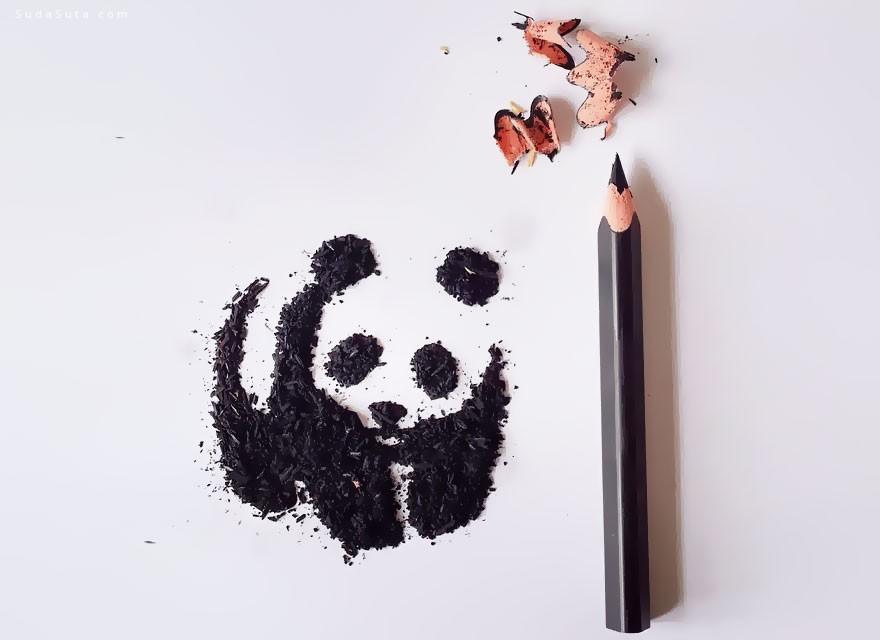 Meghan Maconochie 铅笔屑很有爱