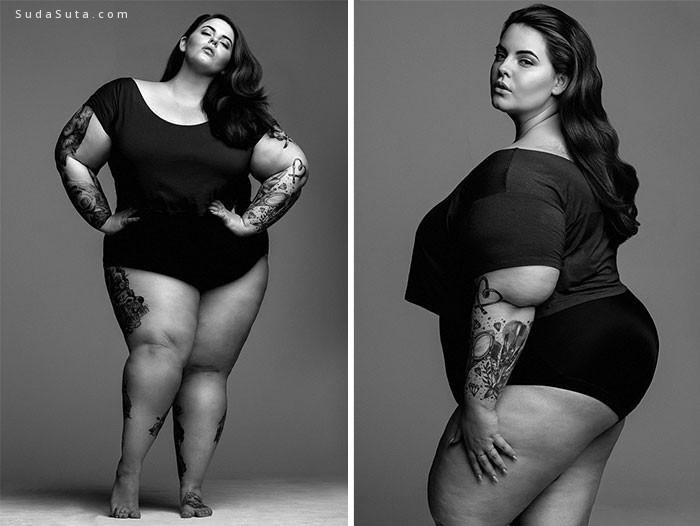 Tess Holliday 以胖为美