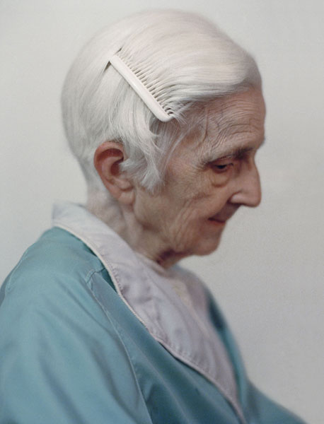 Monika Merva 系列摄影《起源》