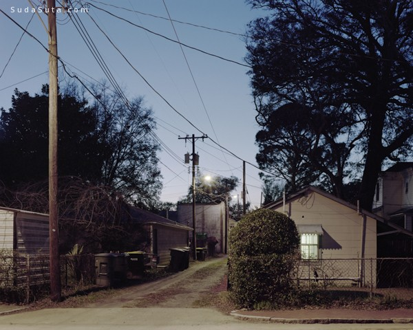 Parker Stewart  安静小镇 生活摄影欣赏