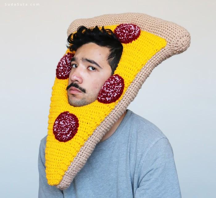 Phil Ferguson 疯狂的纺织品艺术家