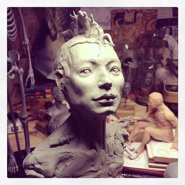 Romain Van den Bogaert 奇妙的雕塑艺术欣赏