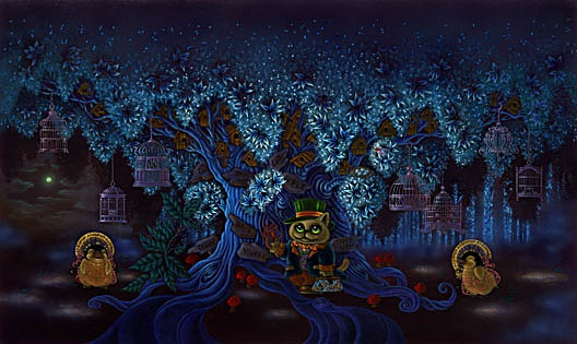 宮崎照代 绘画艺术欣赏
