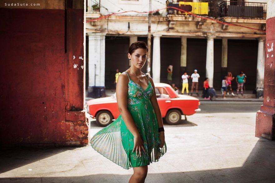 Mihaela Noroc 世界上那些美丽的面孔