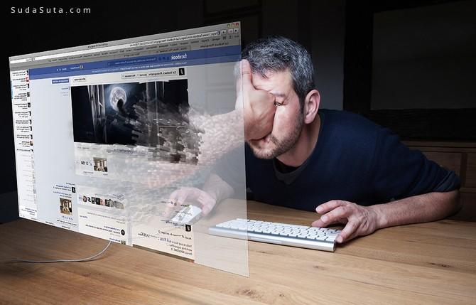 Cal Redback 超现实主义照片合成作品欣赏