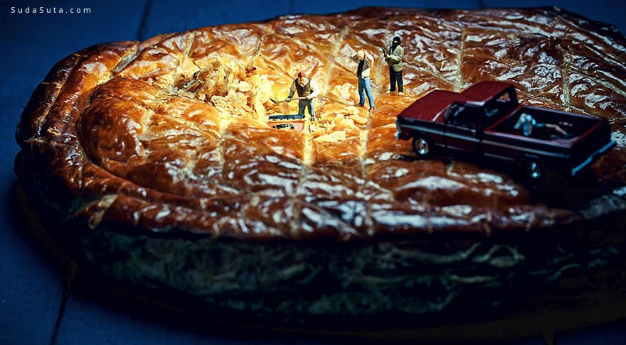 nicolas knepper当美食与电影碰撞
