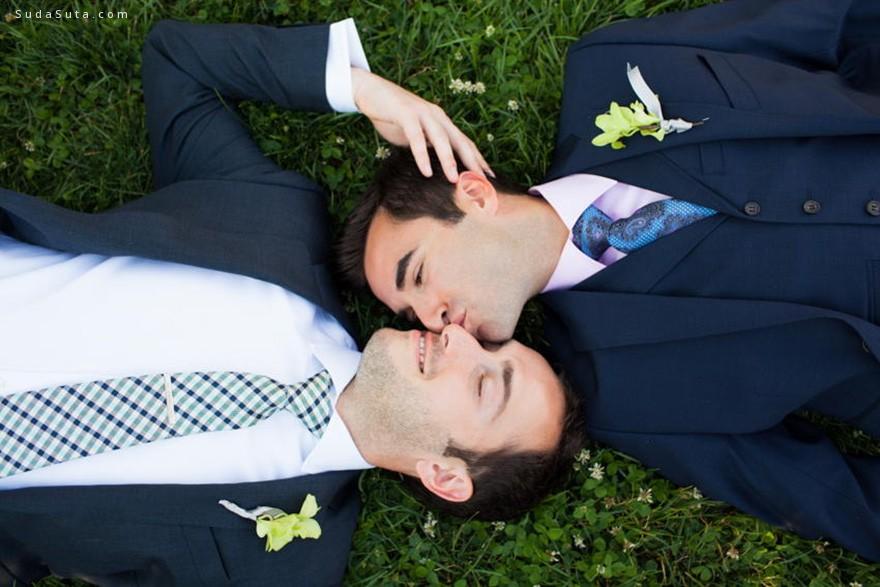 特殊的婚礼摄影欣赏