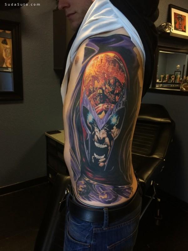 充满创意的纹身设计欣赏