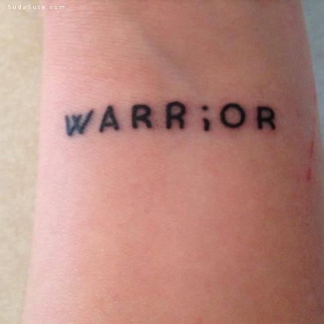 分号,爱与希望 纹身设计欣赏