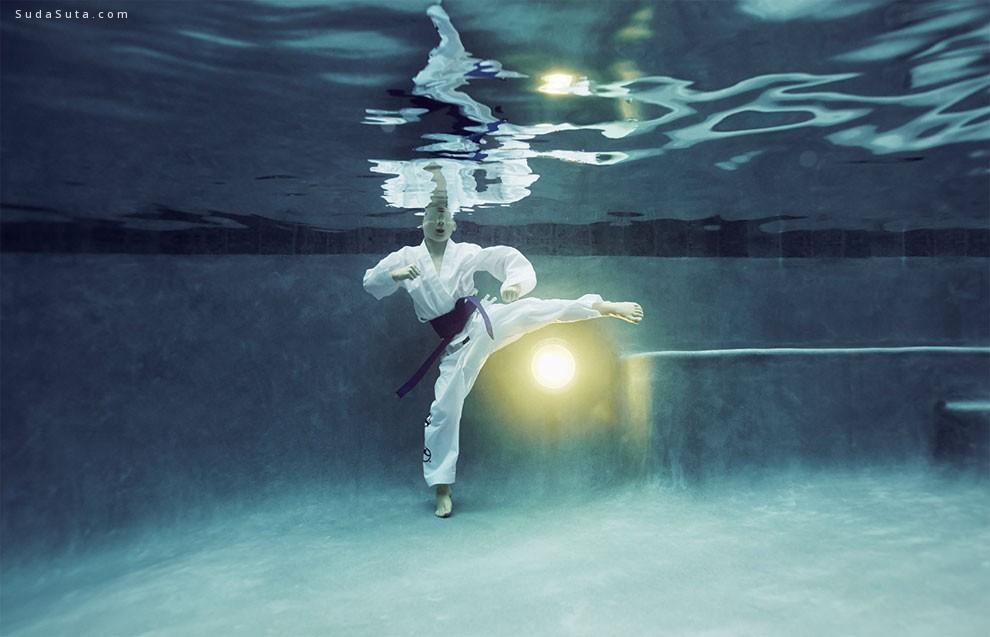 Alix Martinez 水下摄影欣赏