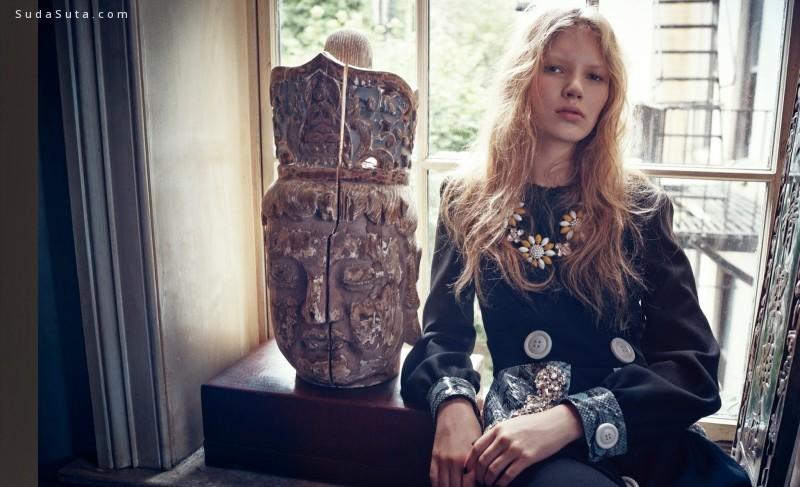 Anabel Krasnotsvetova 时尚摄影欣赏