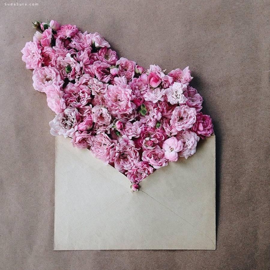 Anna Remarchuk 花与浪漫 静物摄影欣赏