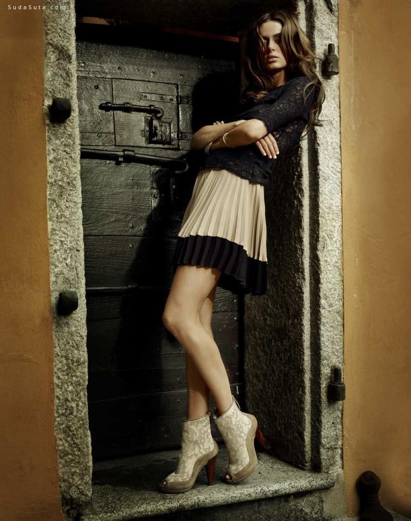 Cristina Trayfors 青春时尚摄影欣赏