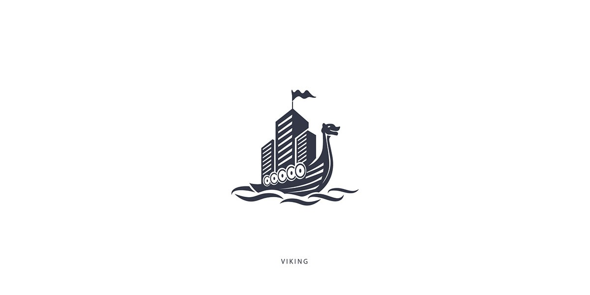 Duminda Perera 创意logo设计欣赏