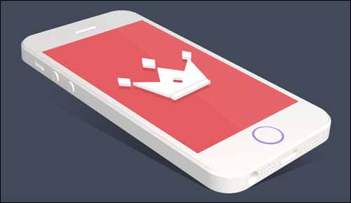 40个免费的ipad实体psd设计素材分享