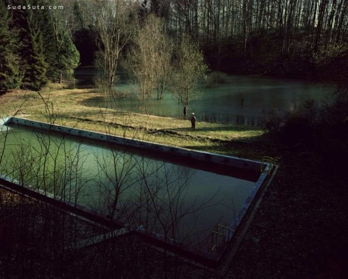 Jakub Karwowski 安静的城市摄影
