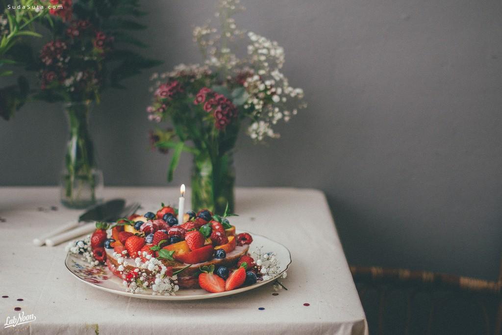 Jessie Sandler 美食摄影欣赏