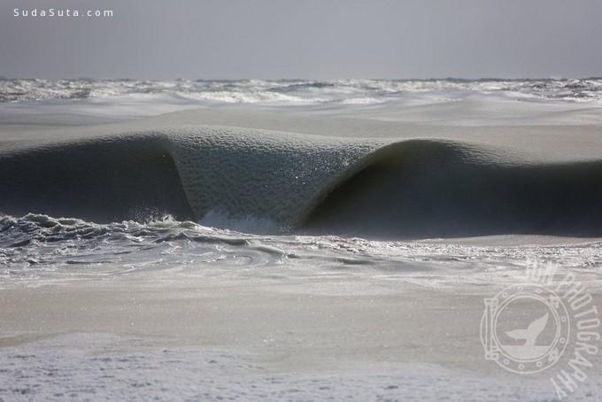 Jonathan Nimerfroh 海浪的形状 唯美的自然摄影欣赏