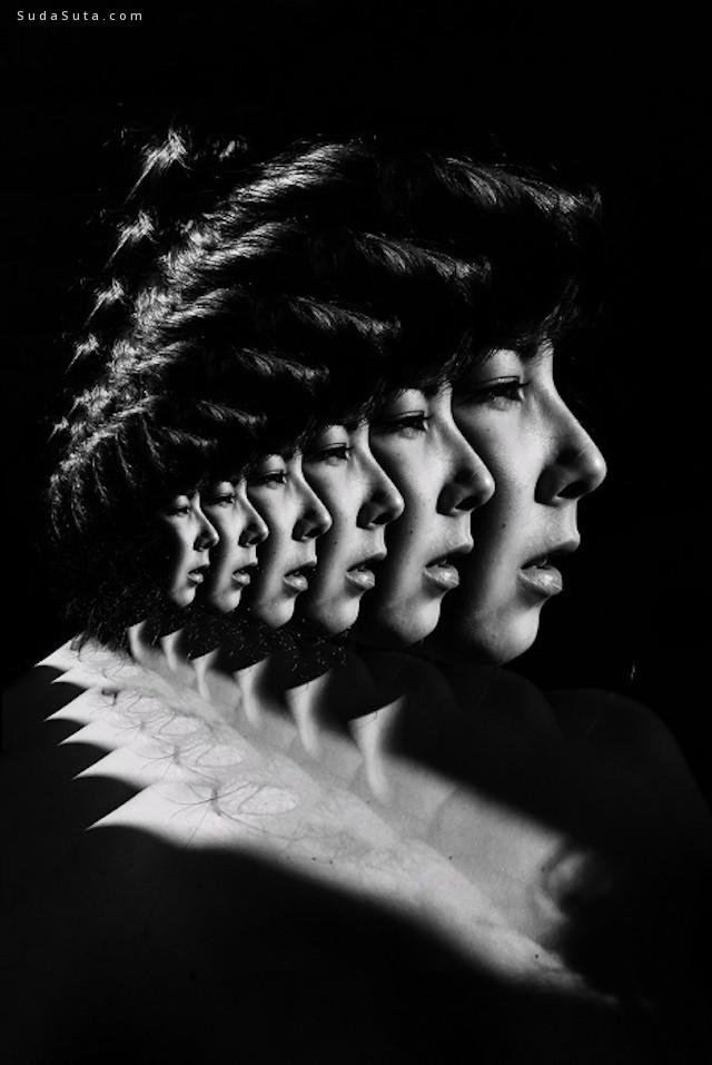 Luciana Urtiga 超现实主义黑白摄影欣赏
