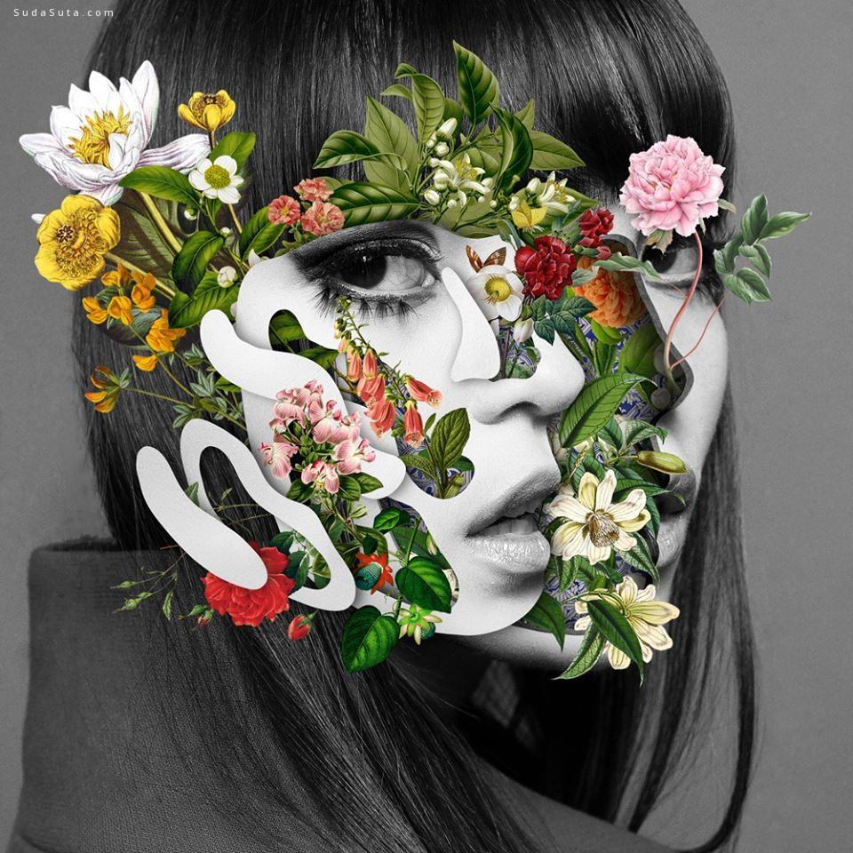 Marcelo Monreal 花与人像摄影