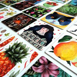 Memory Game 优雅迷人的卡片设计
