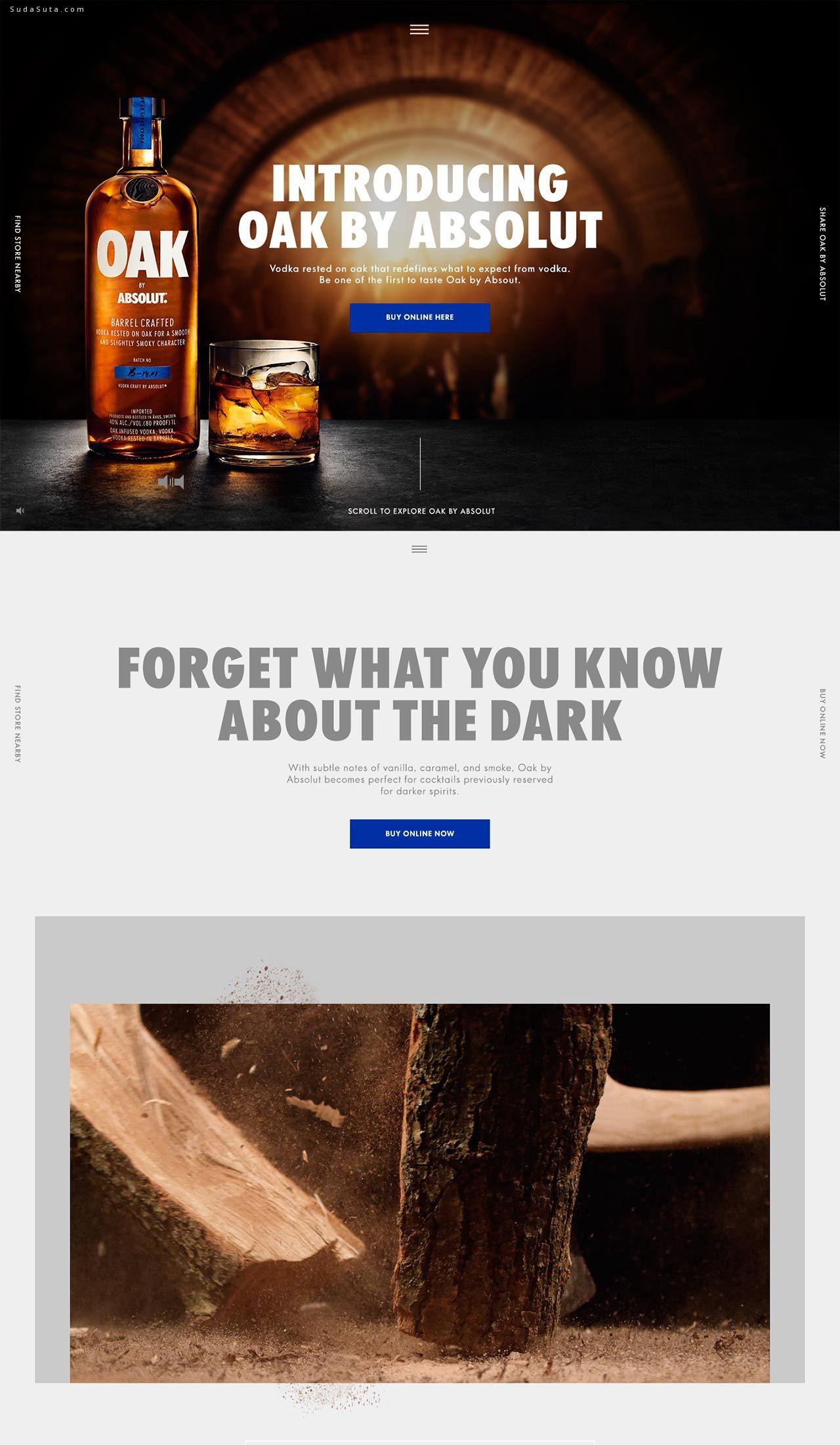 每周网页设计灵感分享 N.085