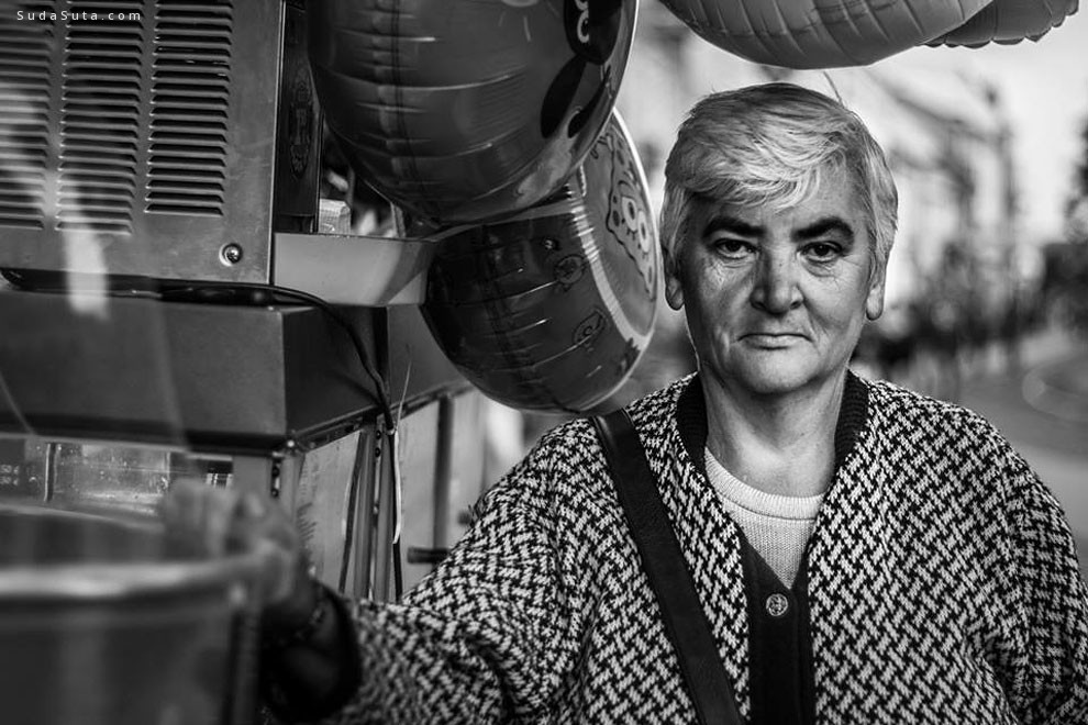 Paula Kentošová 人像摄影欣赏