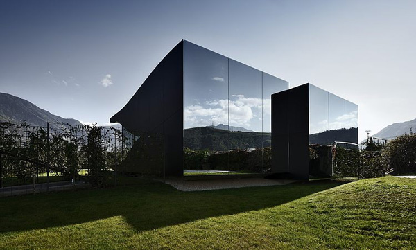 Peter Pichler 建筑设计欣赏