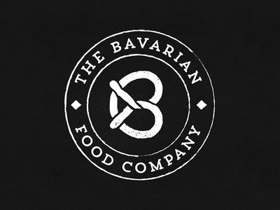 创意logo设计欣赏 椒盐脆饼