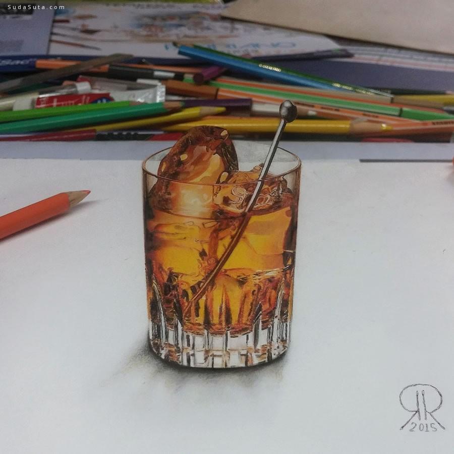 Ronald Restituyo 手绘同人插画作品欣赏