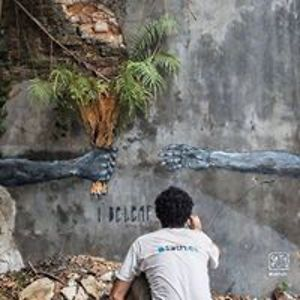 Sandro Thomàs 街头涂鸦设计欣赏