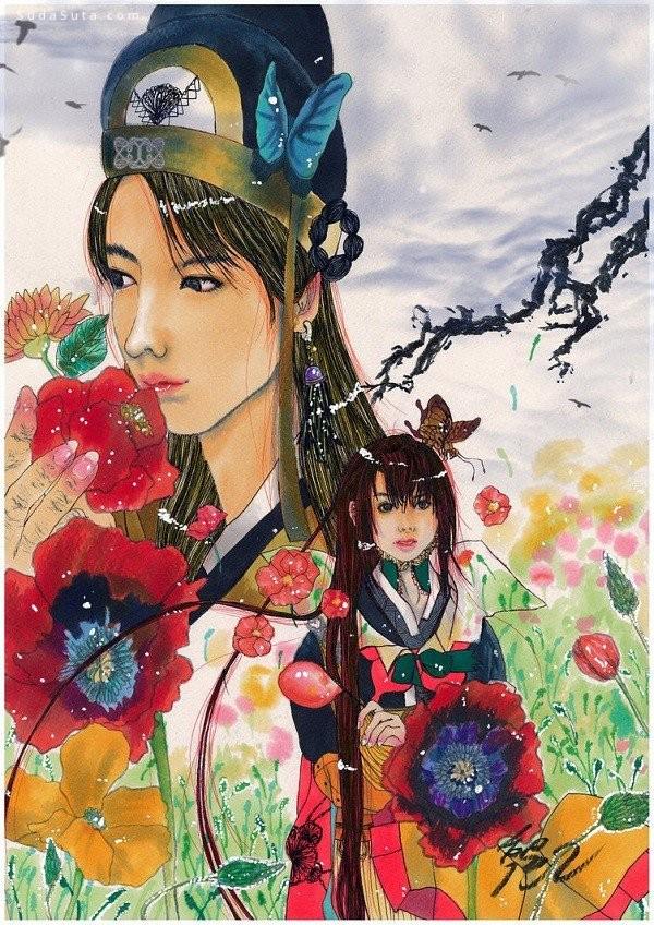 SangSang 个性插画欣赏