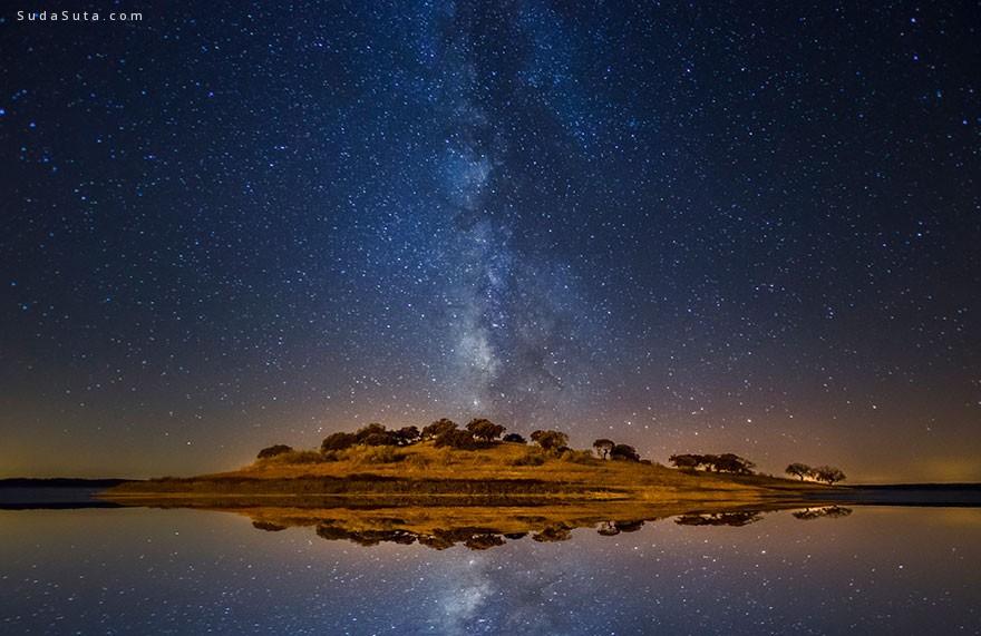 João P. Santos 美丽的星空