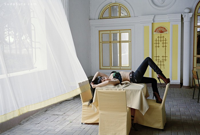 Sasha Rudensky 生活摄影欣赏