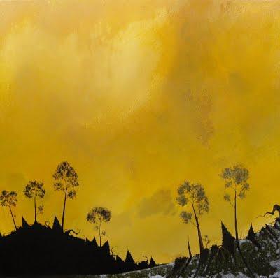 Scott Belcastro 静谧的瞬间 手绘艺术 欣赏