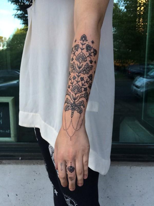 Shannon Elliott 纹身设计欣赏