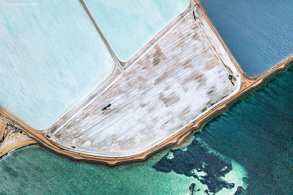 Simon Butterworth 唯美的航拍艺术欣赏