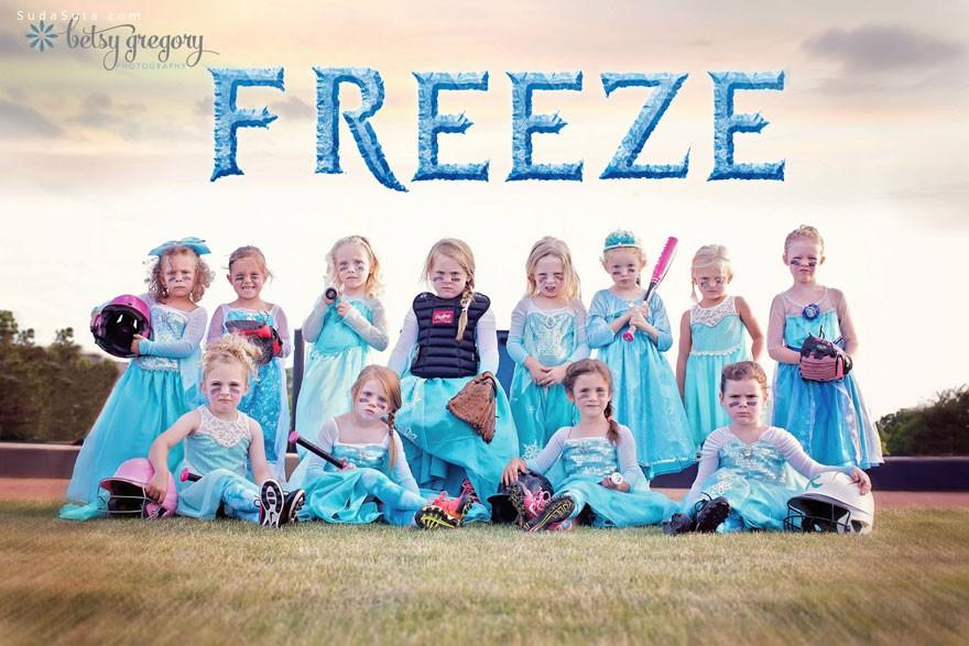 冰雪女王的棒球队