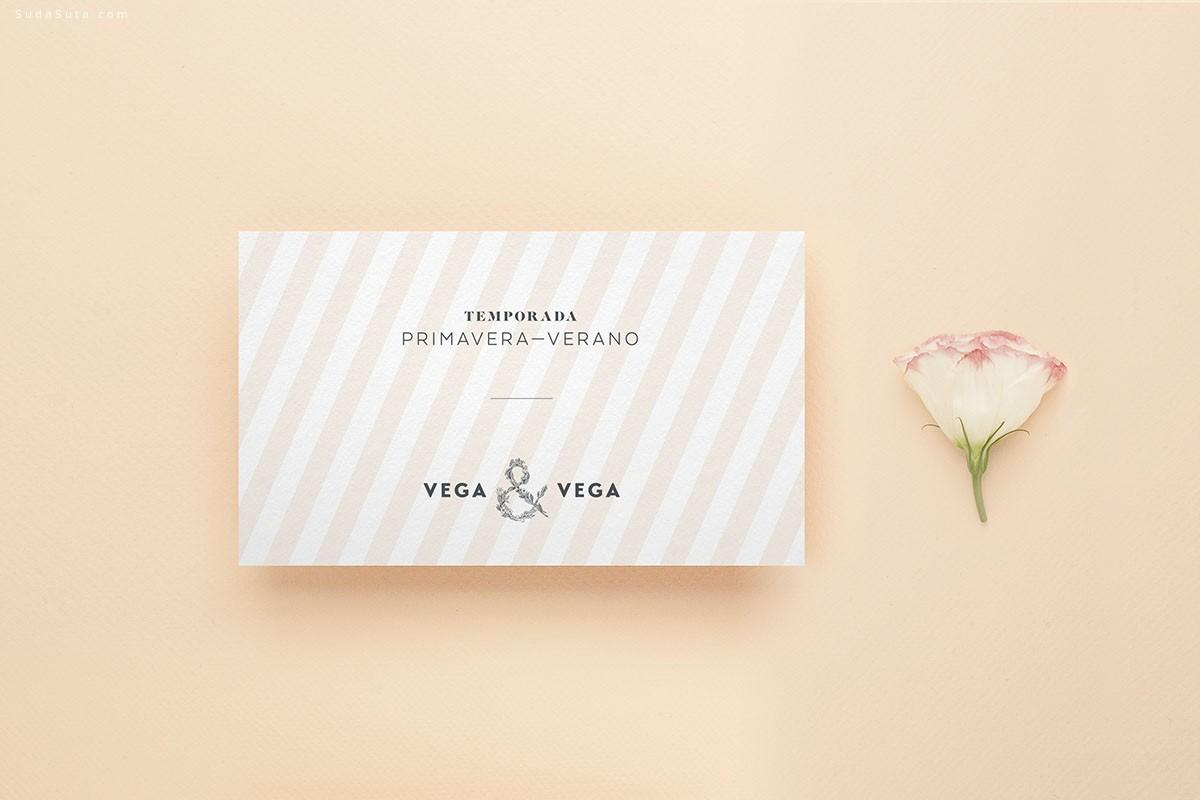 Vega & Vega 品牌设计欣赏