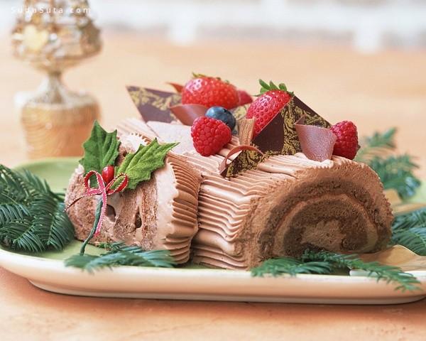 美食的艺术 甜点分享昂